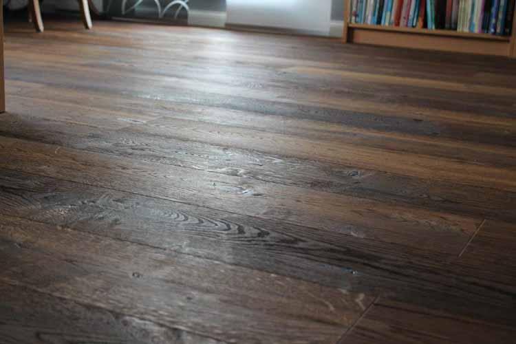 Eiken vloer, multivloer gerookt/geborsteld/geolied naturel AANBIEDING!