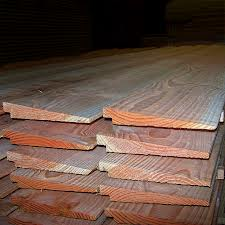 Douglas Potdekselplanken 180mm breed 5.00m lang