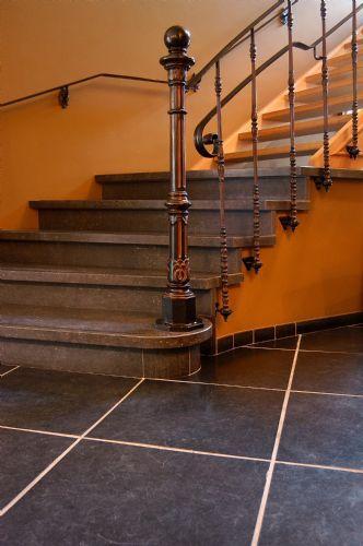 Hardsteen tegels antiek verouderd 60x60cm