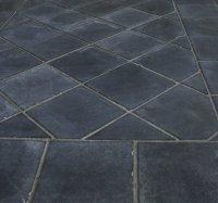 Hardsteen tegels antiek verouderd 20x20cm