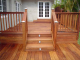 Decking hardwood 21mm thickness_