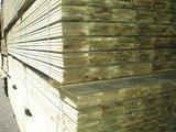 Geimpregneerde planken 16x145mm 4.50m_