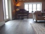 Frans eiken vloer - massieve houten vloer  _
