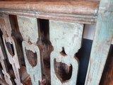 Antiek houten balustrades _