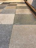 Antieke tegels Estrikken 20x20cm_