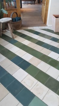 antique floor tiles 20x20cm