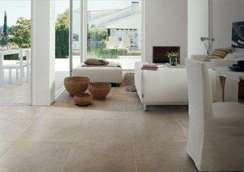 Natuursteen vloeren Kalksteen Castile gezoet div. afmetingen