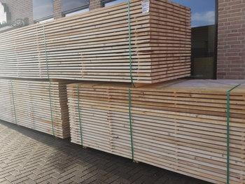 Steigerplanken 30x200mm 4.00m