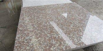 Graniet vloer, vloertegels G664 gepolijst