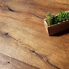 Oak floortiles, antique aged ready oiled