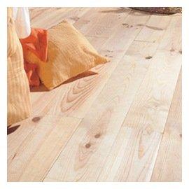 Pine Massivholzdielen Rustikal 195mm breit, rundum nut & Feder