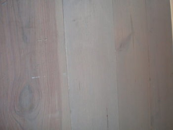 Antiek verouderde pine vloerdelen - Kant & klaar geolied Grey