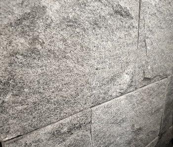 Granieten muurstenen. Stapelblokken per 14m2