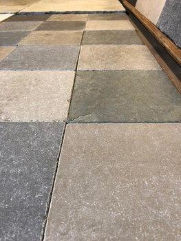Antieke tegels Estrikken 20x20cm