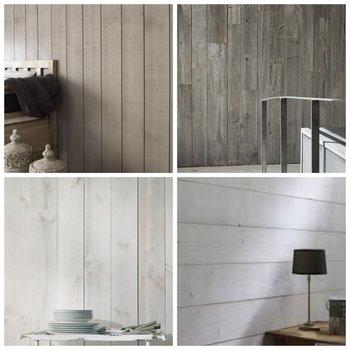 Steigerhout Pine houten wand & plafond panelen