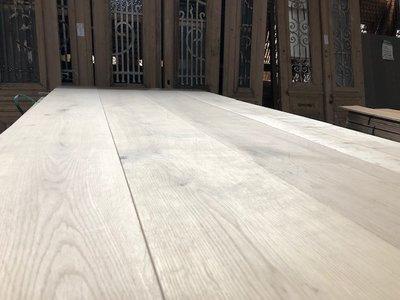 Oak floor massive 240mm wide 21 mm dick