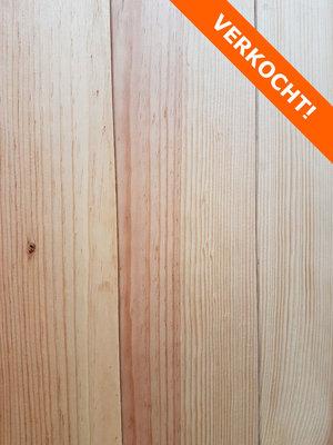 48,5 m2 Massieve pine vloer kant en klaar naturel geolied