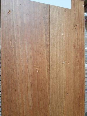 16,4 m2 Massieve pine vloer verouderd en antiek geolied