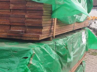 Hardhout planken 21x145mm