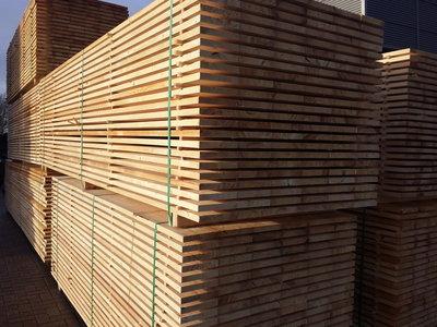 Steigerplanken 30x200mm, 150 stuks 5.00m €1,75p/m