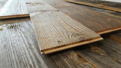 Steigerhout schroten, wand & plafond panelen