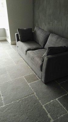 Cathedraal stone Grey  Groot romaans verband