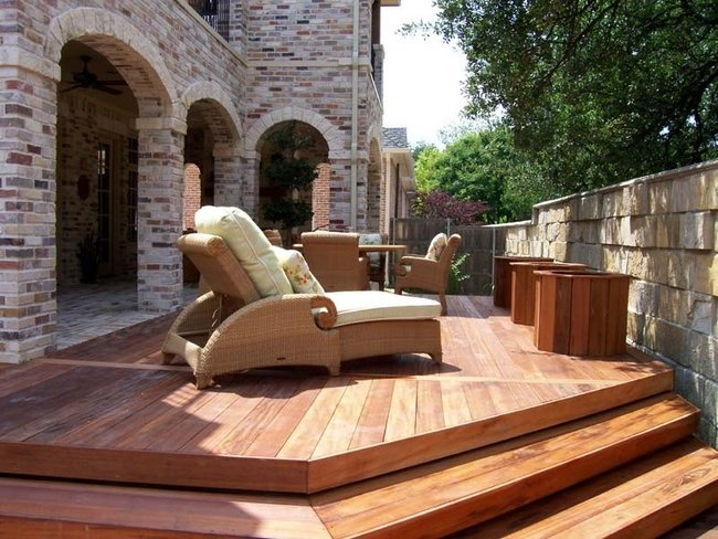 Cumaru hardhout Decking 21x145mm