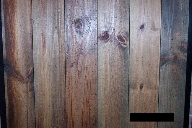 17e Eeuws pine vloerdelen