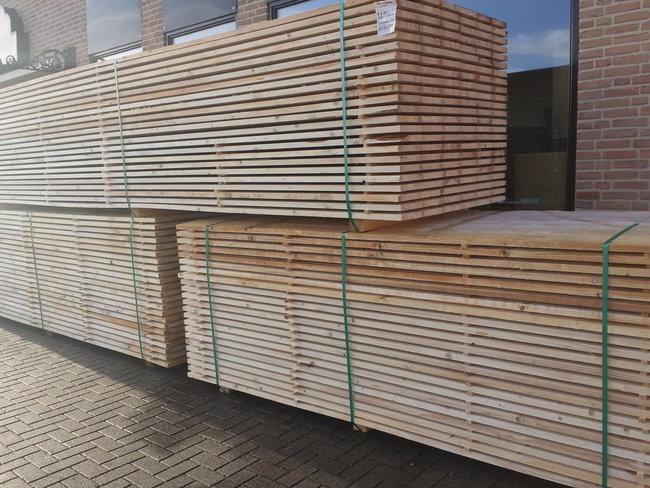 Steigerplanken 30x200mm 3.00m