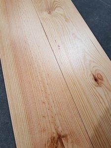 20,74 m2 pine vloerdelen kant en klaar 170mm breed