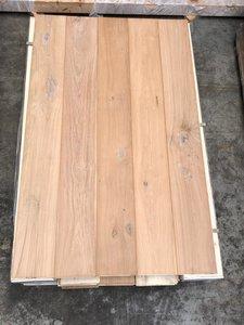 65,41 m2 Eiken multi vloerdelen houten vloer 235mm breed