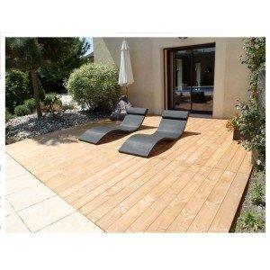 Larix hout planken