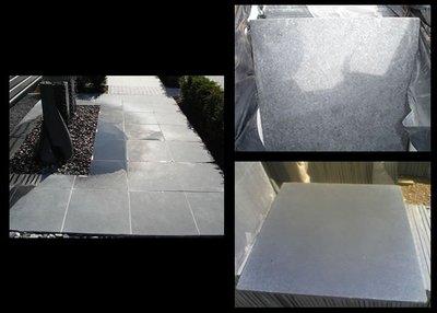 AANBIEDING! Hardsteen vloer afm. 60x60cm