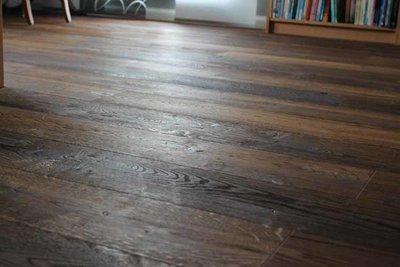Gerookt eiken vloer: wat is een gerookte houten vloer. eiken vloer