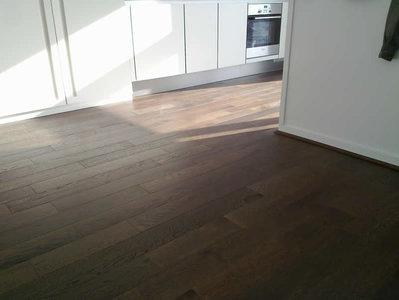 Eiken vloer houten vloer geborsteld gerookt geolied specialist in