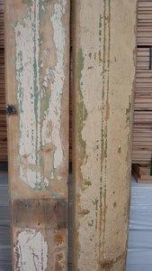 Oude balken met kraal ca 75x225mm