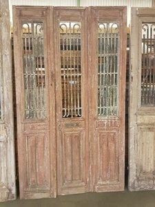 Antique door 142 x 245 cm
