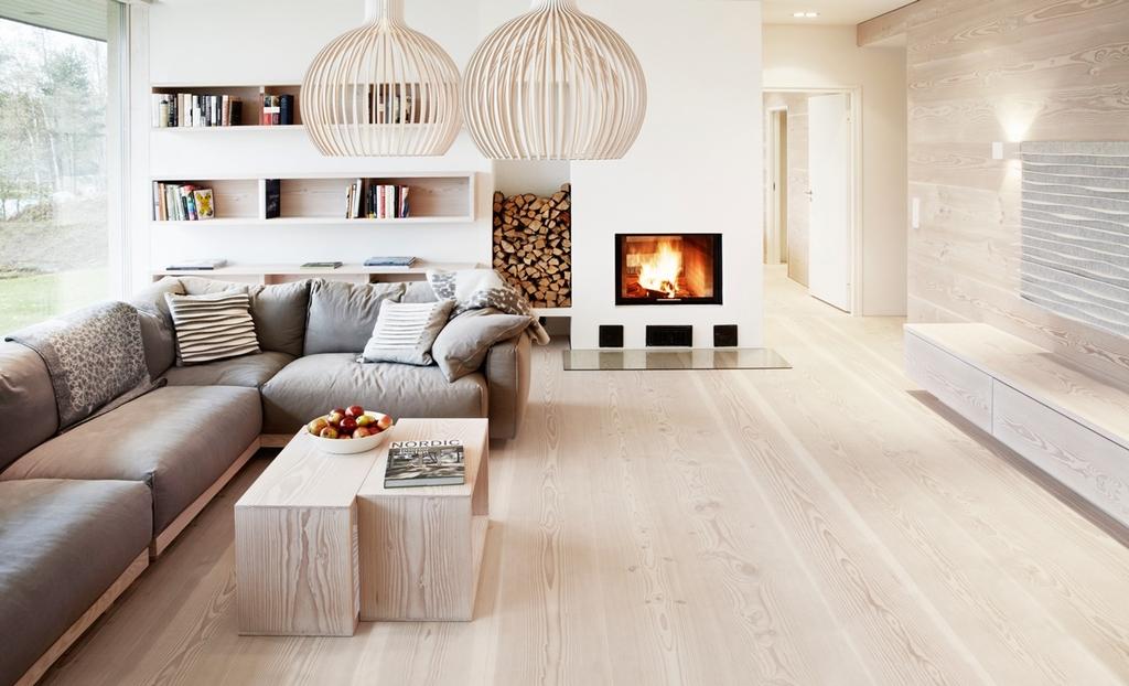 Hoe Staat Een Lichte Laminaatvloer In Jouw Interieur Ik Woon Fijn