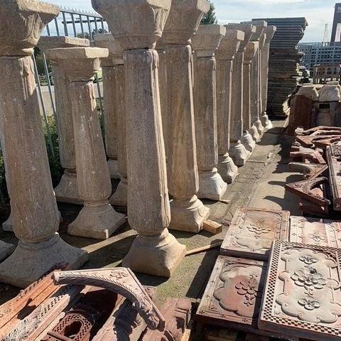 Antieke-pilaren