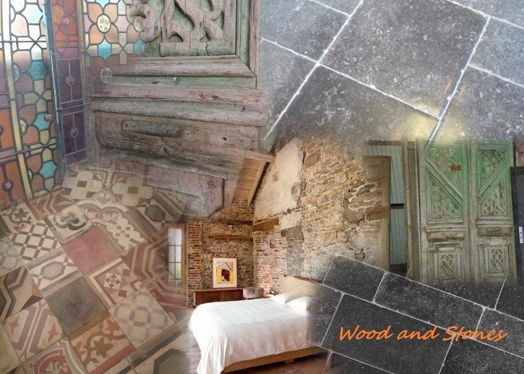 Antieke-bouwmaterialen