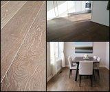 "113.4 m2 Eiken Multitop geborsteld en geolied ""Cafe""_"