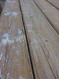 Antieke grenen balken 100x300mm_