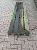 Antieke steigerhout schotten _