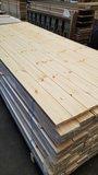 Pine houten wandbekleding panelen Unieke uitstraling!_