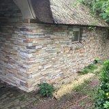 GEVELBEKLEDING- WANDBEKLEDING Ecopiedra steen per pallet 20m2_