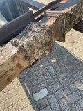 Antieke pilaar gietijzer_