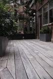 steigerplanken Decking grijs verduurzaamd_