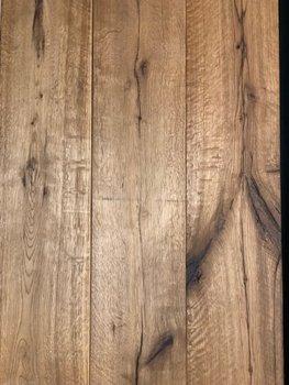 Eiken vloer antiek geborsteld & geolied AANBIEDING!