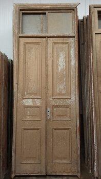 Antieke dubbele deuren