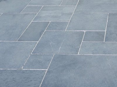 Burgundy Flagstones Natural Stone